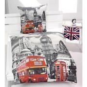 London Bus Bedding