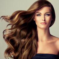 100% REMY HAIR EXTENSIONS, TAPE IN, CLIP IN, MICRO BEADS ++