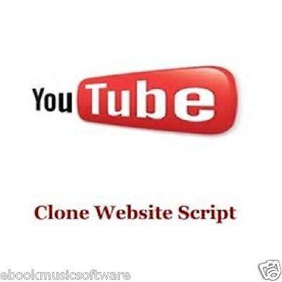 Script Clone Web Site Script Youtube Resell Rights
