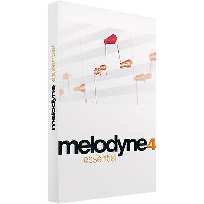 Celemony Melodyne Essential 4 Pitch & Time Shifting Mac PC Plug In Software ()