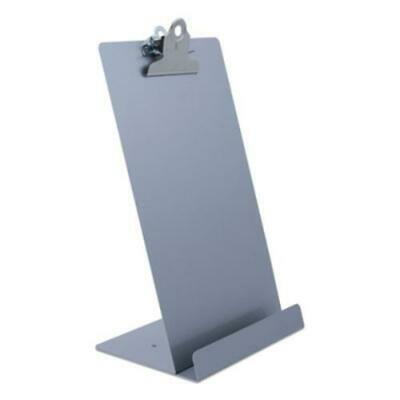 Saunders 22529 Free Standing Clipboard And Tablet Stand 1 Clip Capacity Holds