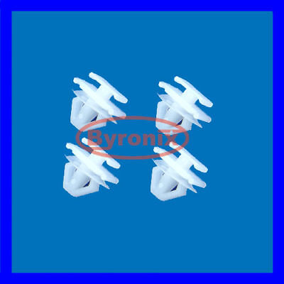 PEUGEOT 206 FRONT GRILLE TRIM CLIPS FASTENERS FIXING
