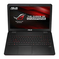 New GAMING LAPTOP ASUS ROG ★ Core i7 3.6GHz 8GB 750GB GTX960