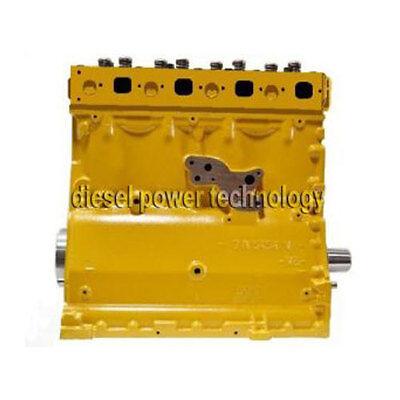 Caterpillar 3304pc Remanufactured Diesel Engine Long Block