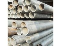 Scaffolding tubes boards and clips for sale