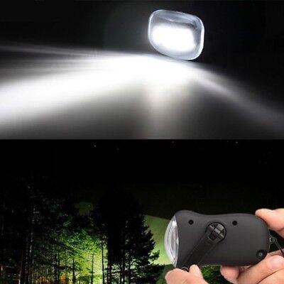 Wiederaufladbare Handheld-Taschenlampe solarbetriebene Taschenlampe Beste - Handheld-taschenlampe