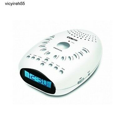 Alarm Clock For Kids Electric Radio Relaxation Soothing Sleep Loud Women LED