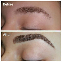 * OAKVILLE LASHES AND BROWS - $100 - UPSCALE LOCATION*