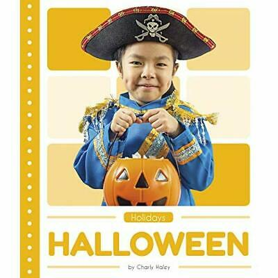 Halloween - Paperback / softback NEW Haley, Charly 01/01/2019 (Halloween 2019 Musik)