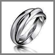 Dreifach Ring