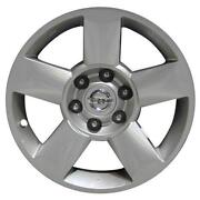 2004 Nissan Titan Wheels