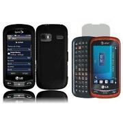 LG Xpression Rubberized Phone Case