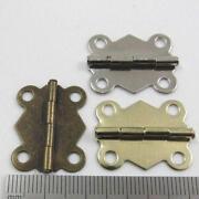 Brass Box Hinges