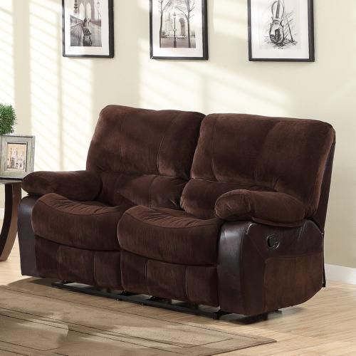 Double Recliner Sofas Loveseats Amp Chaises Ebay