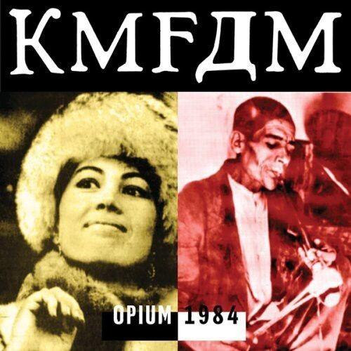 KMFDM - Opium [New CD]