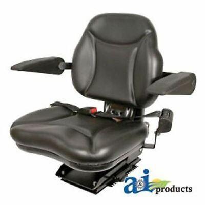Bbs108bl Universal Big Boy Seat W Armrests Blk 330 Lb 150 Kg Weight Limit