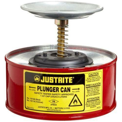 Plunger Can Business Amp Industrial Ebay