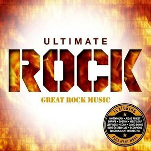 ULTIMATE  ROCK MUSIC 4CD SET 60's,70's,80's,90's ROCK GREATEST HITS AND ANTHEMS