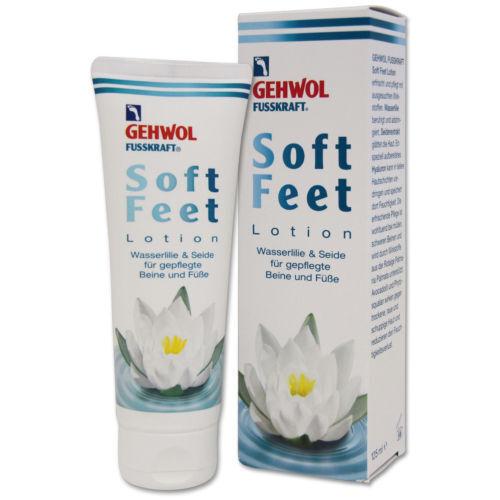 Gehwol Fusskraft Soft Feet Lotion 125 ml