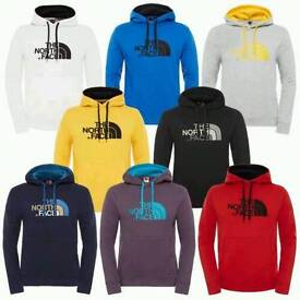 The North Face men hoodie