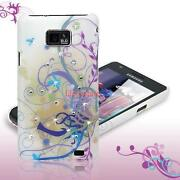 Samsung Galaxy S2 Case Flower