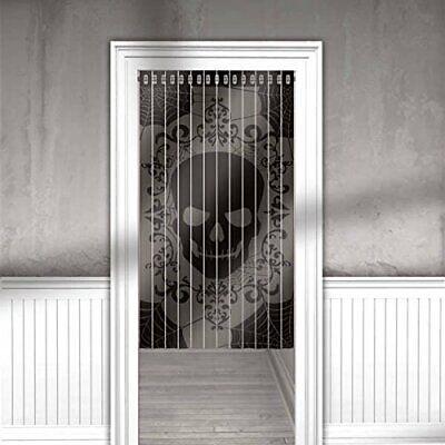 Halloween Doorway Curtain (Amscan Skeleton Doorway Curtain 65