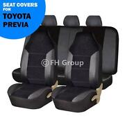 Toyota Previa Seats