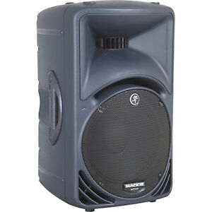 Mackie SRM450 v2 PA Speakers $400