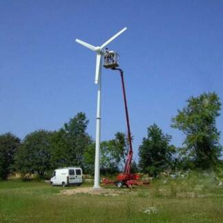 WINDMILL GENERATOR WIND POWER BACK UP SOLAR SYSTEM 2KW-16KW