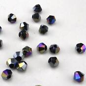 FreeShip 100pcs Swarovski Crystal 5301 4mm Bicone Beads