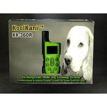 KoolKani 600M Rechargeable Waterproof Remote Dog Training collar Welshpool Canning Area Preview
