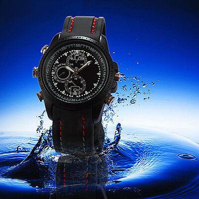 Waterproof Wrist Spy Watch HD1080P Video Recorder Hidden Camera DVR for sale  USA
