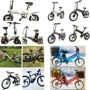 Weekly Promotion! NEW High Quality  eBike, Electric Bikes, 14 inch to 26 inch, starting from $999