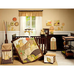Nursery decoration - Lion King Collection