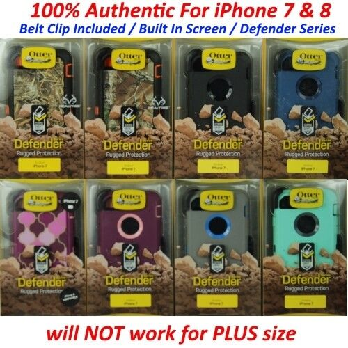 New Authentic OtterBox Defender Case Cover Holster Clip For