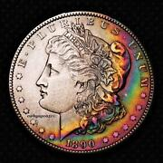 1890 P Morgan Silver Dollar