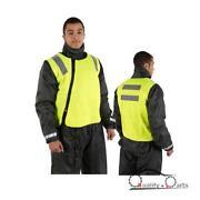 Hi Vis Motorcycle Vest