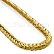 Big Gold Rope Chain