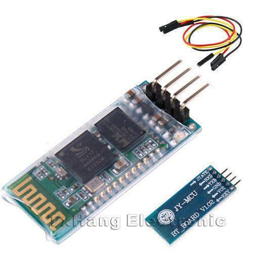 Tutorial on Bluetooth sensor HC-05 with Arduino ...