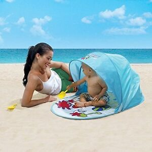 Coppertone Pop-Up Baby Sun Shelter