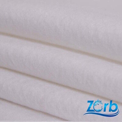Zorb Absorbent Fabric - per Metre - UK Cheapest - CSP Sanitary Menstrual Nappies