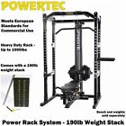 Powertec Power Squat Racks