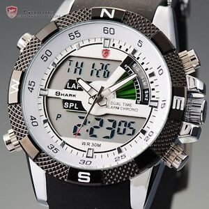 Find great deals on eBay for shark watches for men. Shop with confidence.