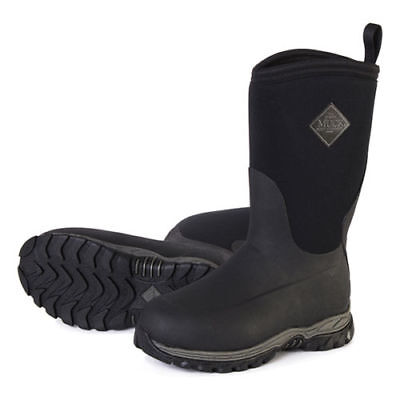 Muck Boot Rugged II Youth Outdoor Sport Boot RG2-001 (Black)