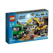 Lego Bagger