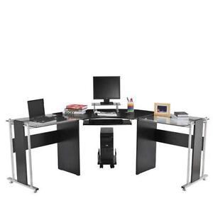 Glass Desk Ebay
