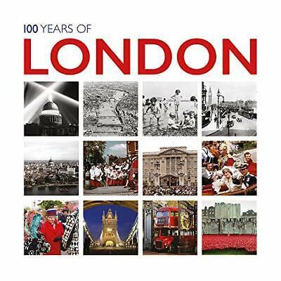 100 Años De London (En Fotografías) Por Amonita Prensa,Nuevo Libro,Libre & Fast