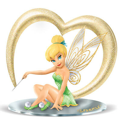 Disney TINKERBELL She Leaves A Little Sparkle Figurine NEW