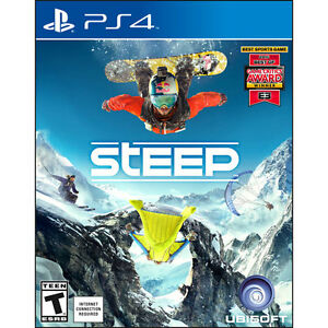 Steep - PS4 - New / Sealed