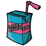 Laser-Juice